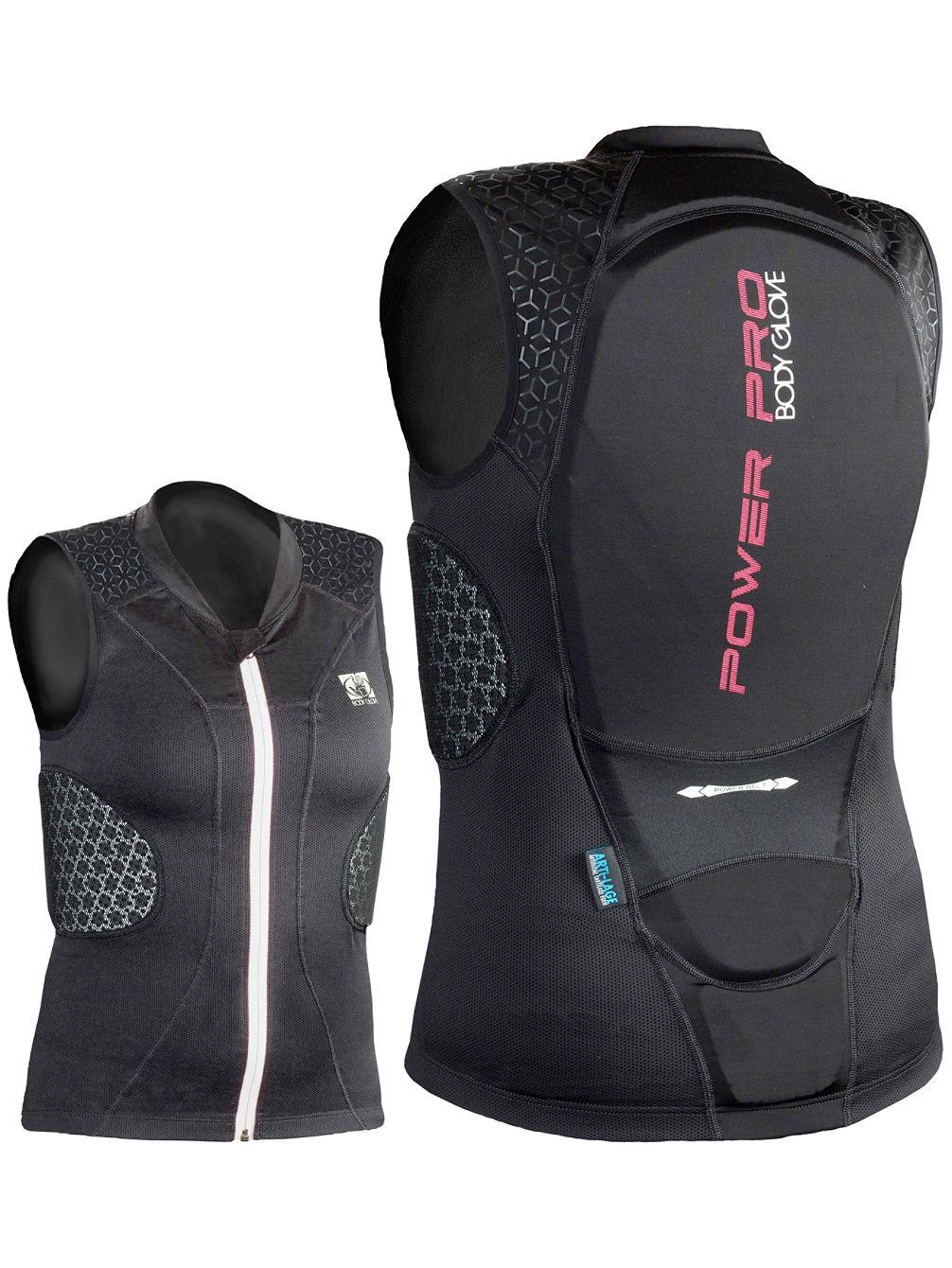 body glove power pro women r ckenprotektor online kaufen. Black Bedroom Furniture Sets. Home Design Ideas