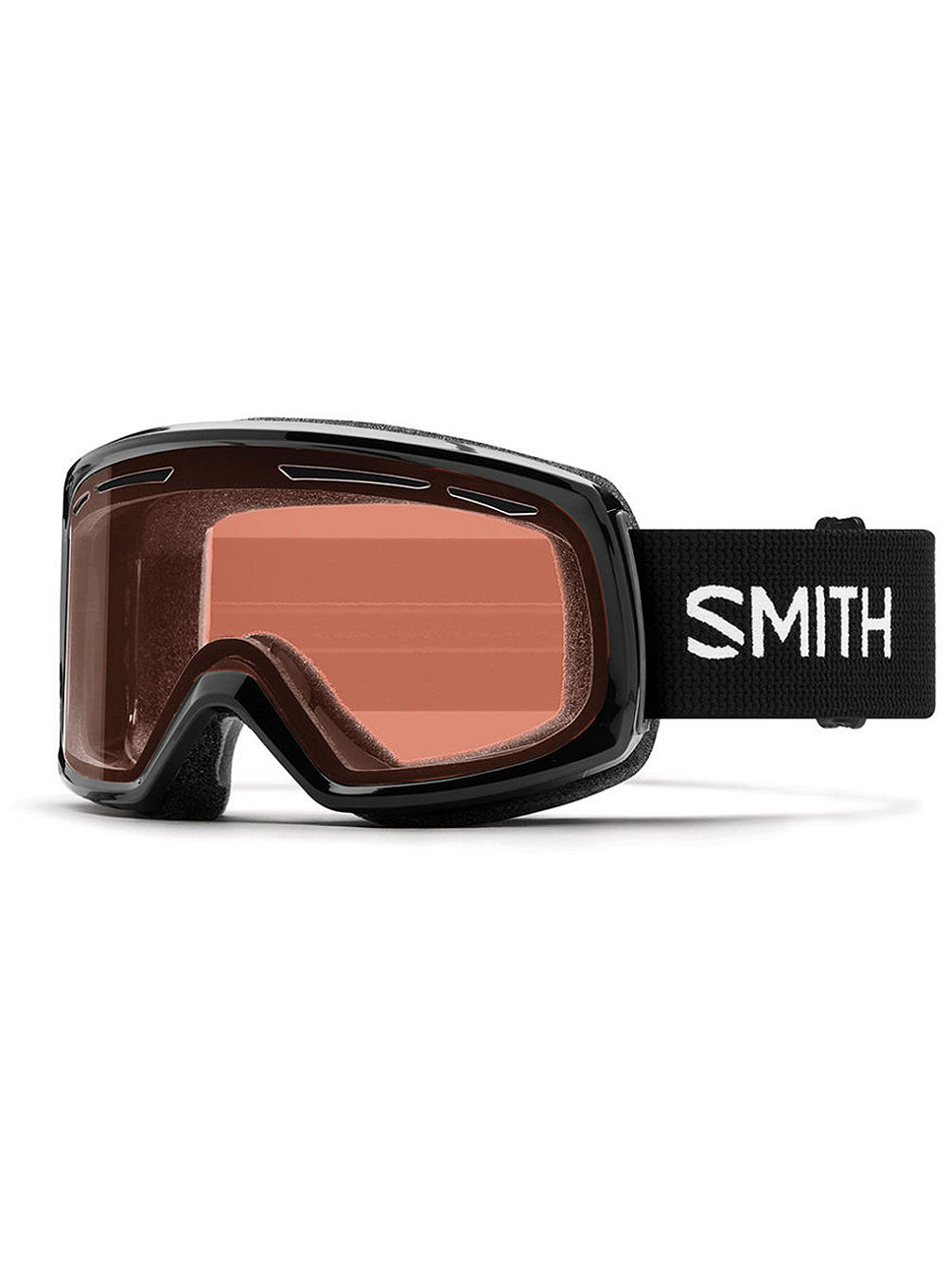 Drift Black Goggle