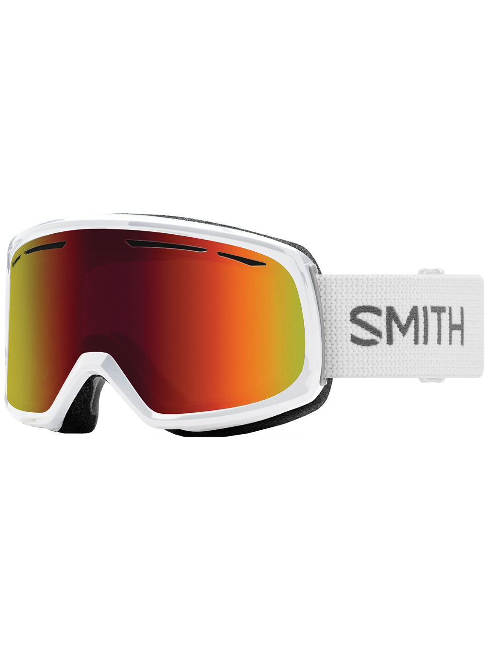 Drift White Goggle