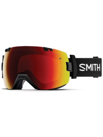 Smith I/Ox Black (+Bonus Lens) Goggle
