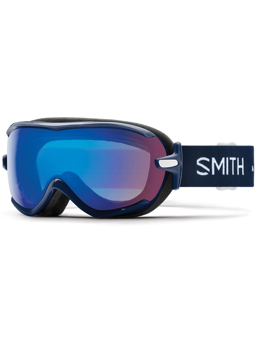 Virtue Sph Navy Micro Floral Goggle