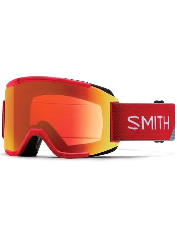 Smith Squad Fire Split (+Bonus Lens) Goggle