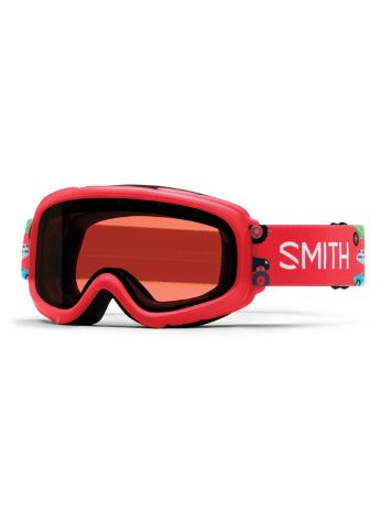 Smith Gambler Air Fire Transportation Youth Goggle jongens