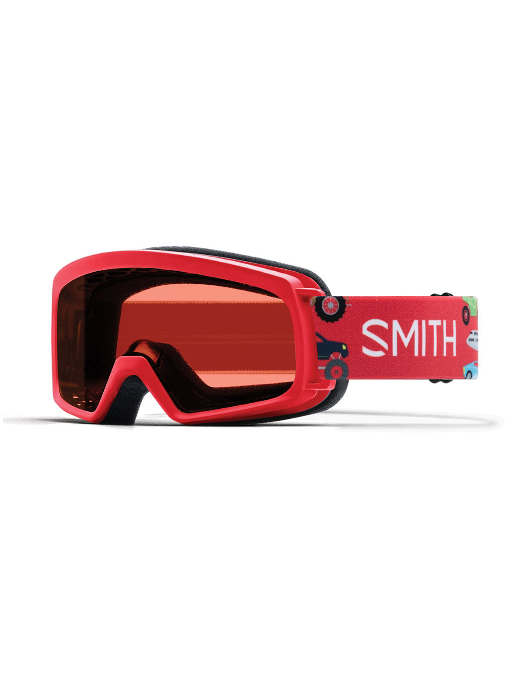 Rascal Fire Transportation Youth Goggle