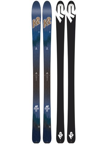 K2 Wayback 82mm Ecore 167 2018 Touringski