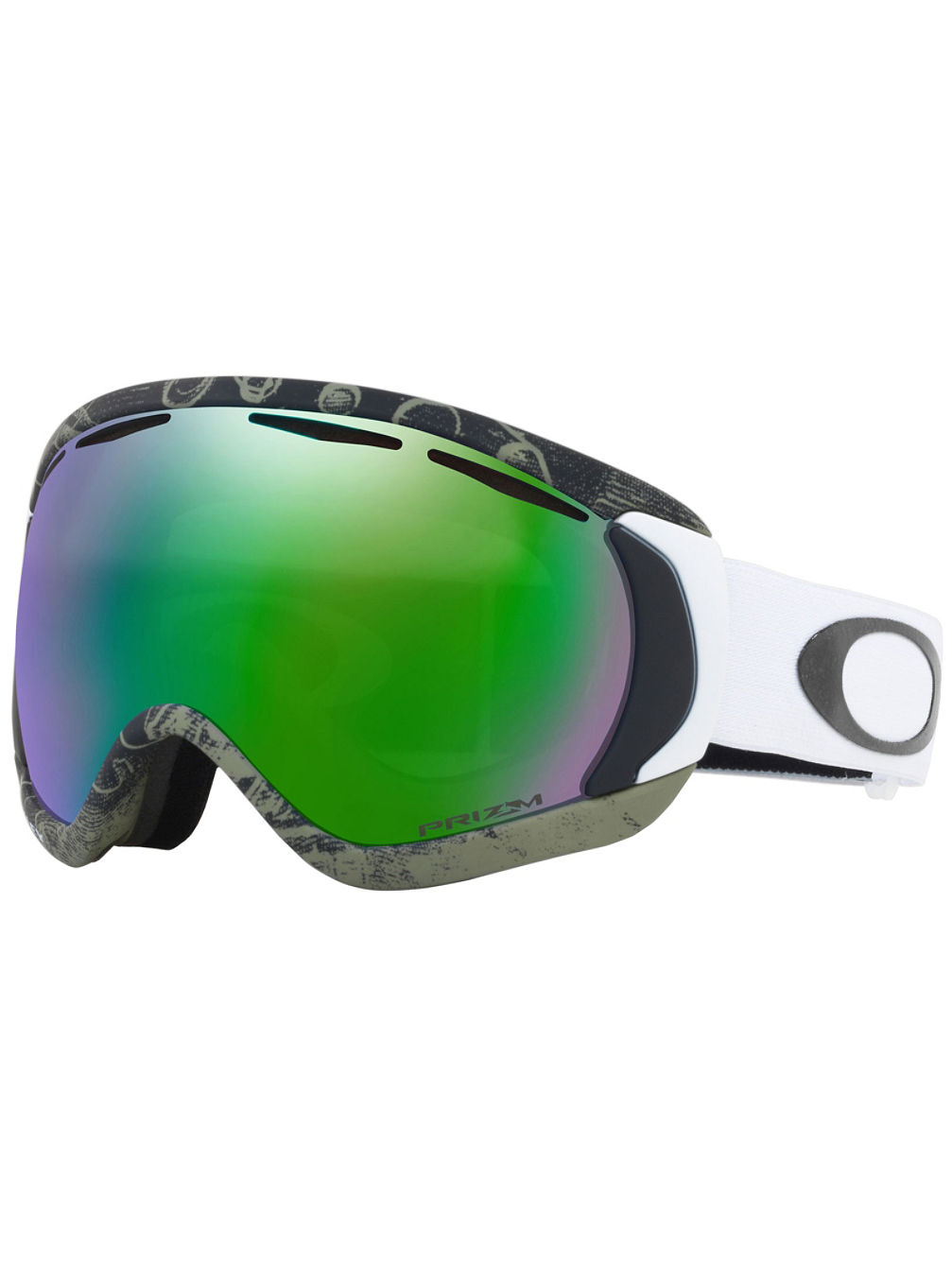 Canopy Tanner Hall Signature Turntable Green Goggle