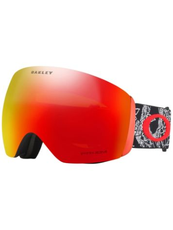 Oakley Flight Deck Seth Morrison Signature Craneos
