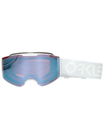 Oakley Fall Line Factory Pilot Whiteout Maschera
