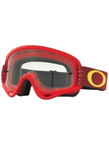 Oakley Xs O Frame Mx Shockwave Red/Yellow