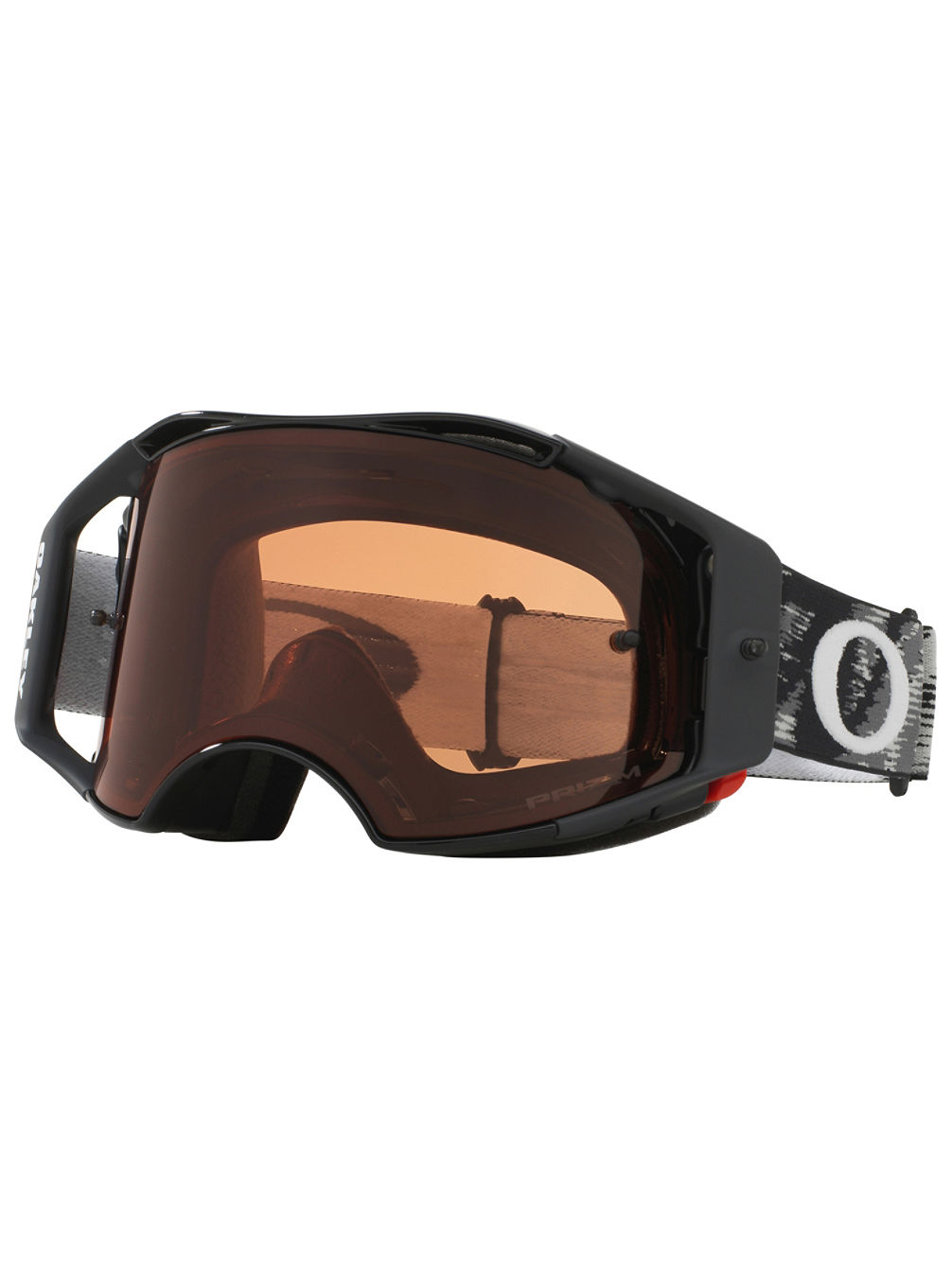 823a922110a5 Buy Oakley Airbrake Mx Jet Black online at blue-tomato.com