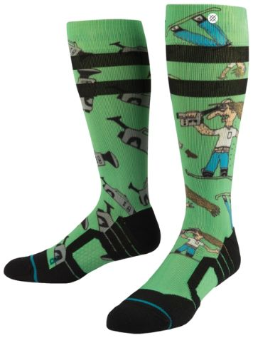 Stance Dad Cam All Mountain Tech Socks