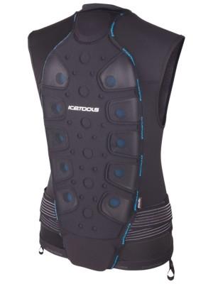 Icetools Evo Shield black / blue Gr. XL