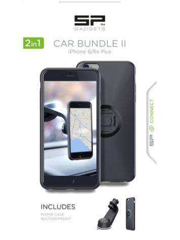 SP Gadgets Sp Connect Car Bundle Ii 6/6S Plus