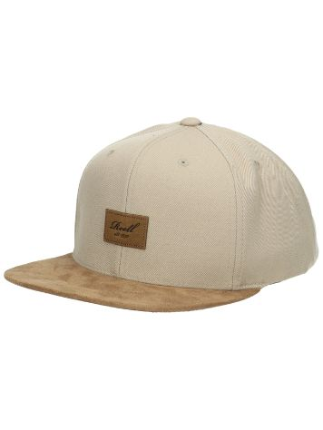 REELL Suede 6-Panel Cap