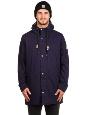 ragwear James Organic Jacket navy Gr. M