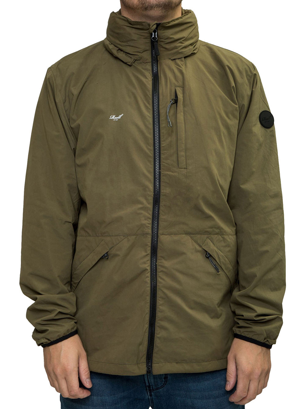 Packable Track Jacket