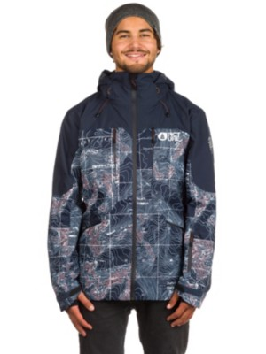 Picture Naikoon Jacket print topo Gr. L