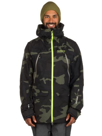 Planks The Yeti Hunter 3 Layer Chaqueta