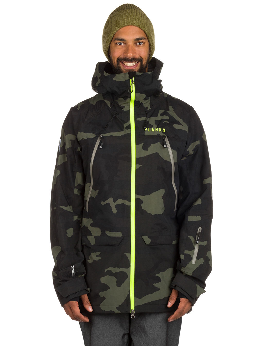 The Yeti Hunter 3 Layer Chaqueta