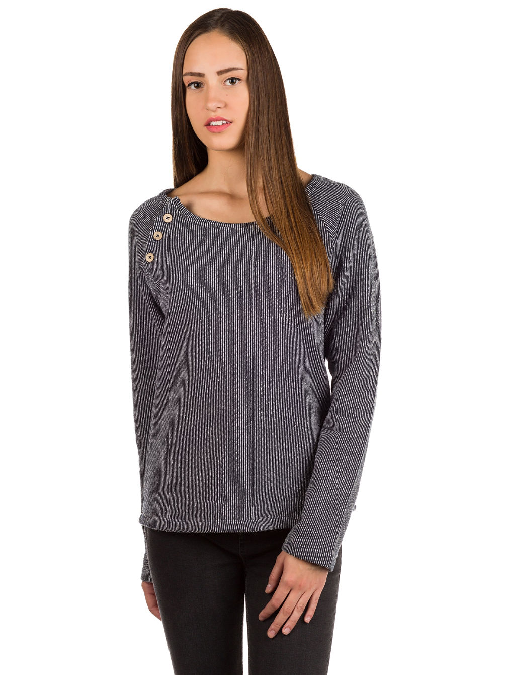 Buttoned Lake Jumper Sweater