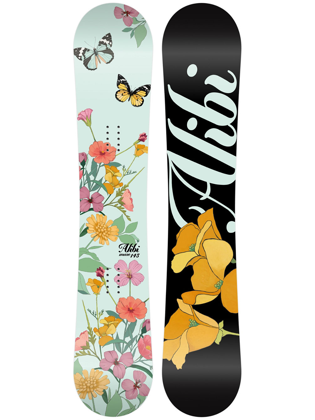 Muse 139 2018 Snowboard