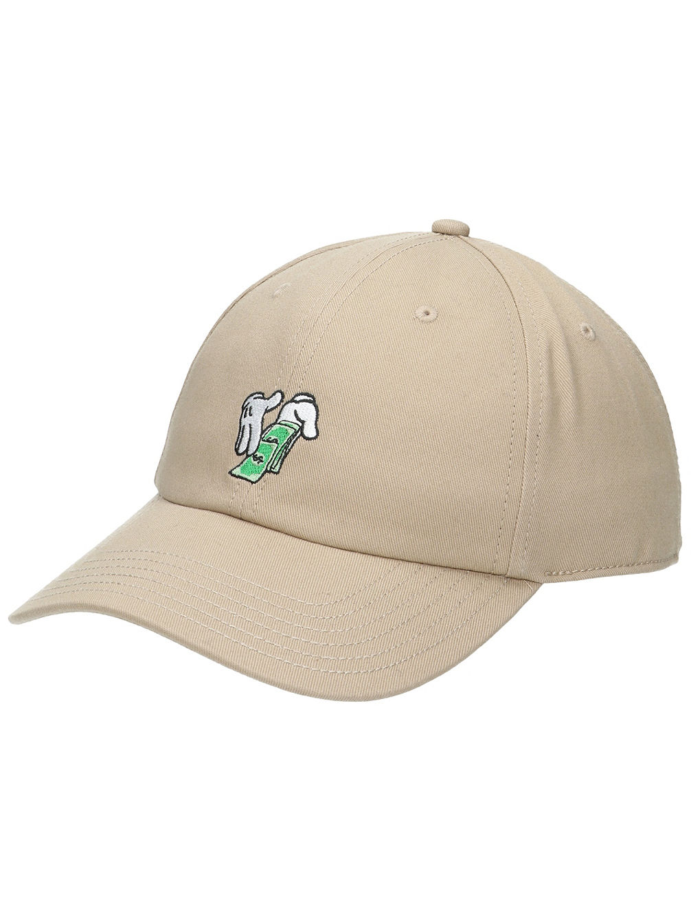 C&S WL Make It Rain Curved Cap
