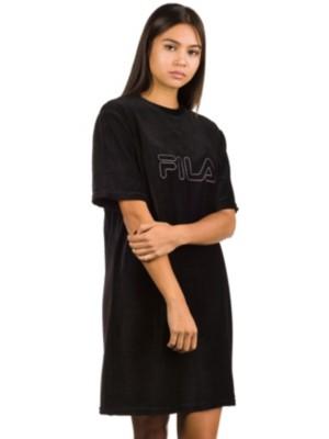 Fila Luna Tee Dress black Gr. L