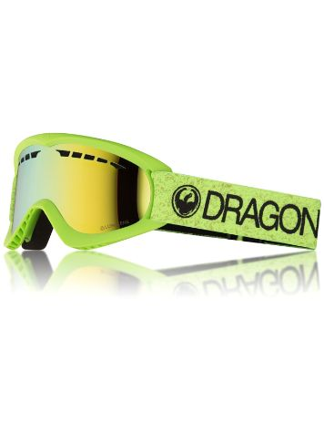 Dragon DX Green Goggle