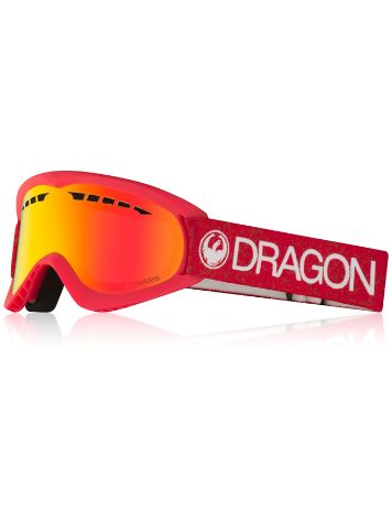 Dragon DX Red Goggle