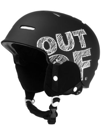 Out Of Wipeout Helmet