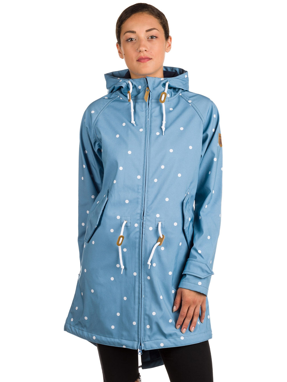 Island Friese Dots Jacke