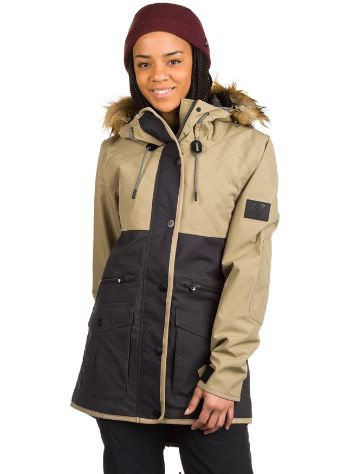 Saga Outerwear Oxford Parka Jacket