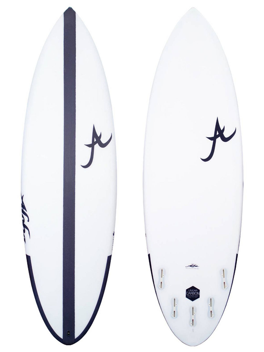Jalapeno 5.10 Lct FCSII Surfboard