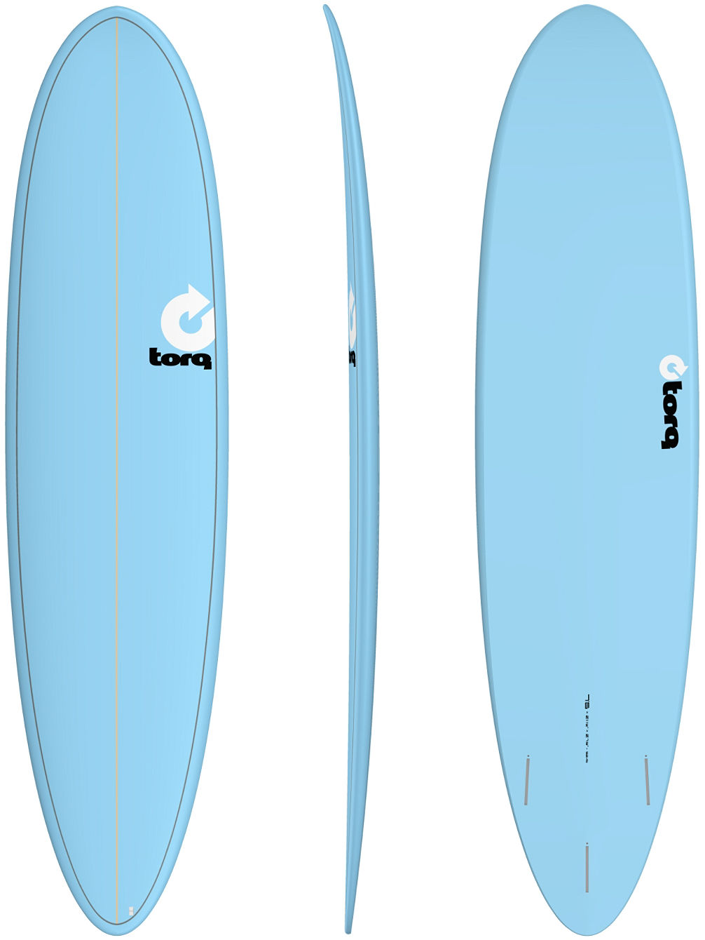 Tet 7.6 Funboard Tabla de surf