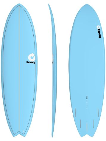 Torq Tet 6'3 Fish Tabla de Surf