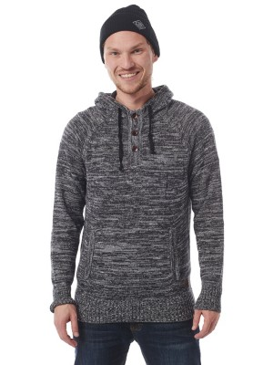 Hooded Knit Knit Hooded Maglione Trail vCF7xqwC