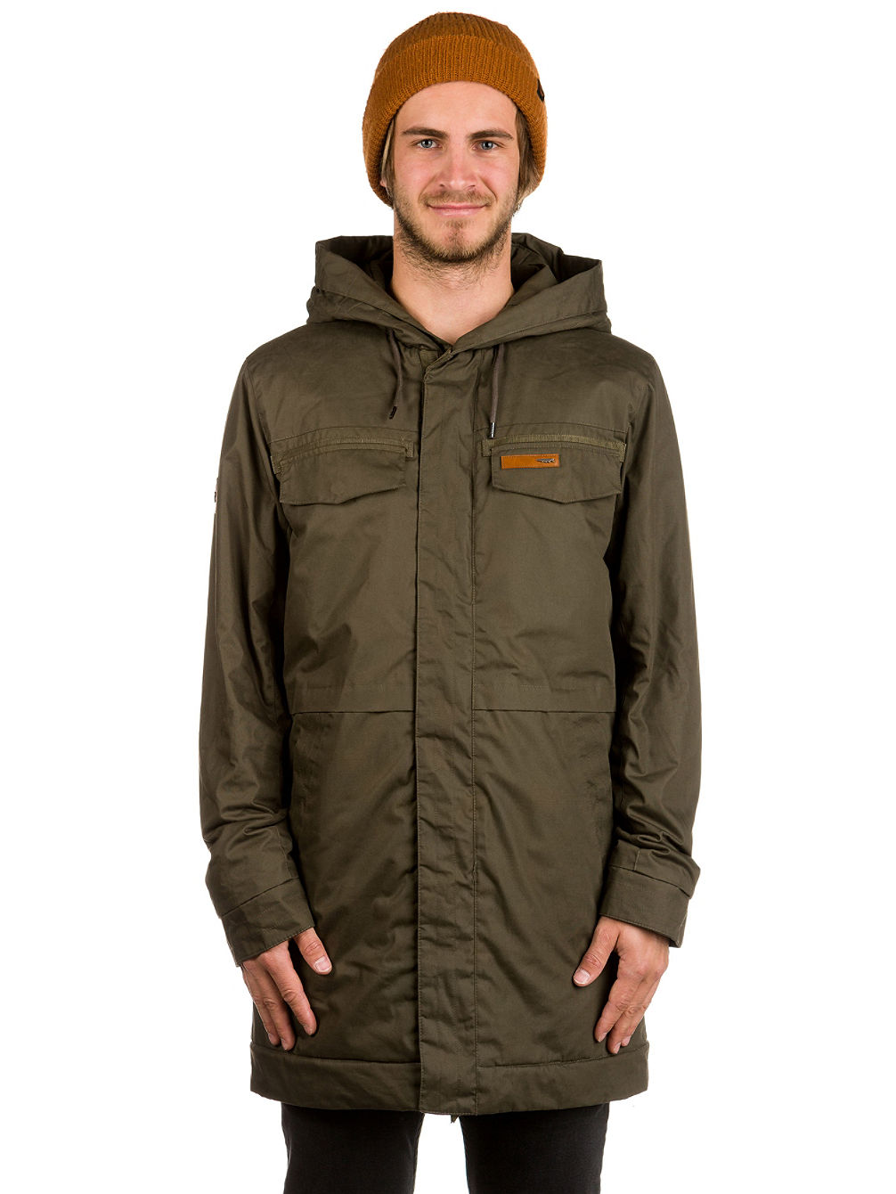 Warrington Parka Jacket