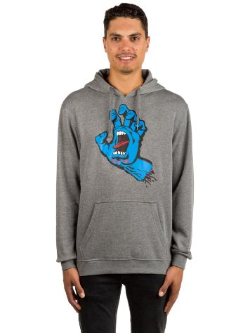 Santa Cruz Screaming Hand Sudadera con Capucha