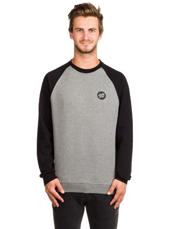 Santa Cruz Outline Dot Crew Sweater