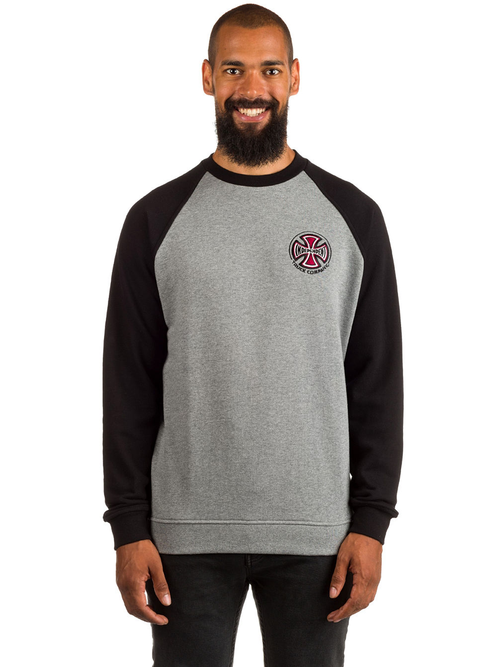 TC Raglan Crew Sweater