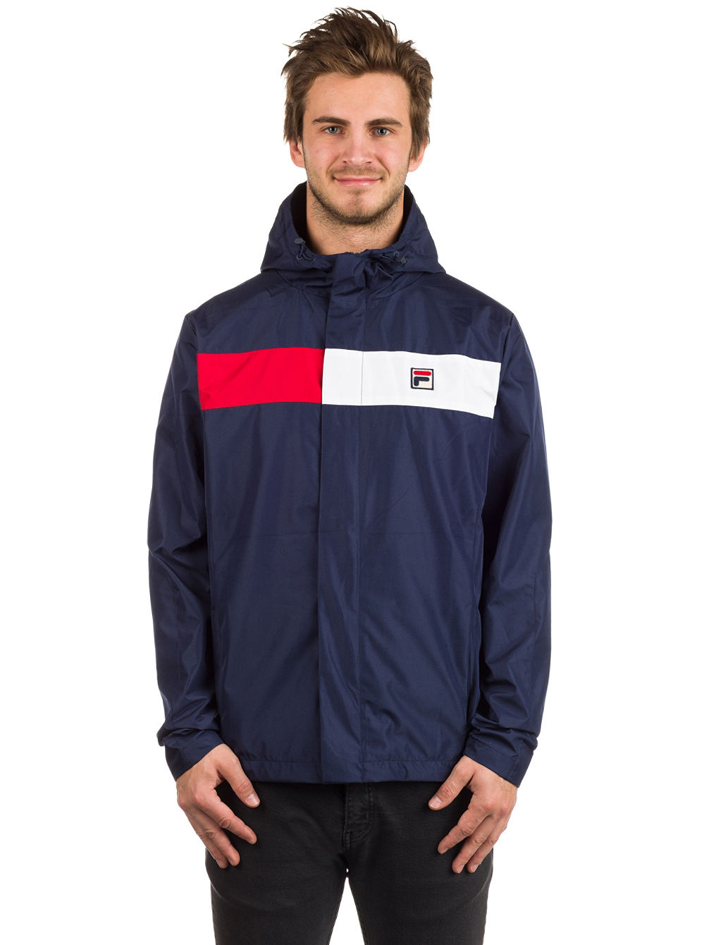 Buy Fila Cardova Jacket online at blue-tomato.com cdd56a89f8a0