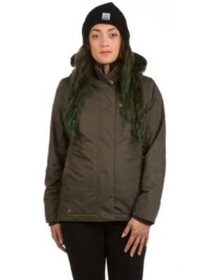 Mazine Kimberly Jacket black / olive Gr. L
