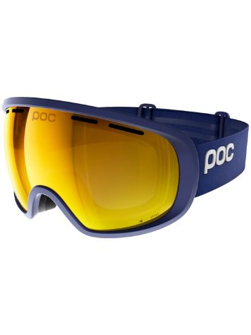 POC Fovea Clarity Basketane Blue Goggle