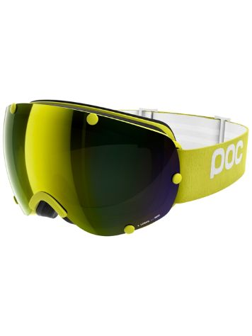 POC Lobes Hexane Yellow Goggle