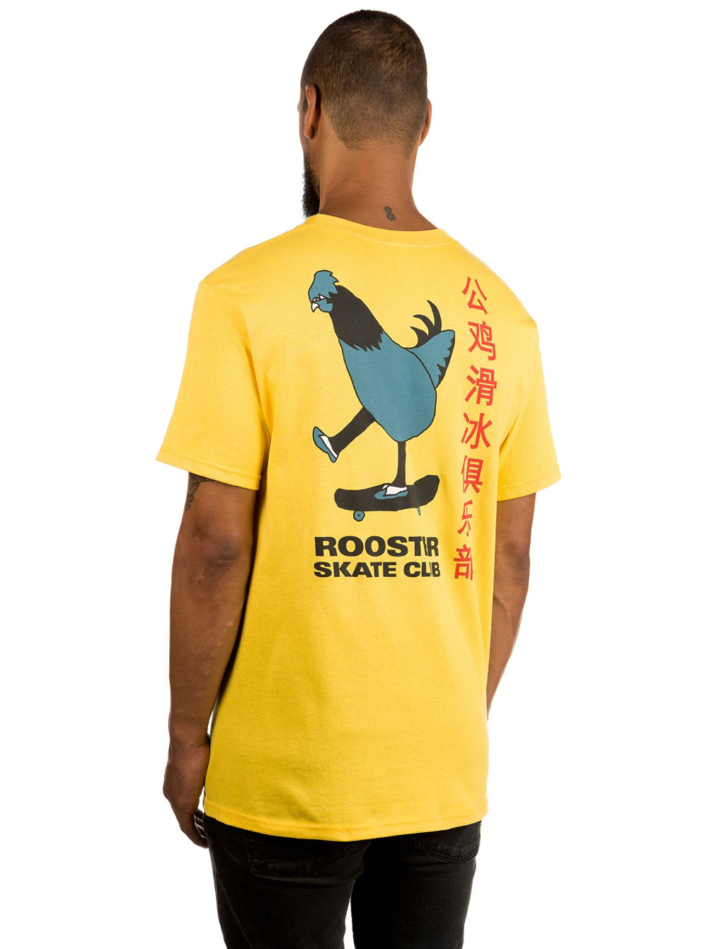 Rooster Sk8 Club T-Shirt