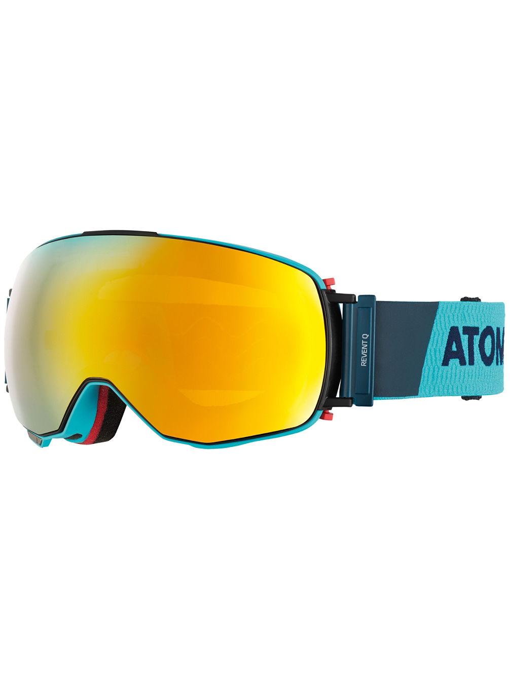 30566b1d417 Buy Atomic Revent Q Blue (+ Bonus Lens) online at Blue Tomato