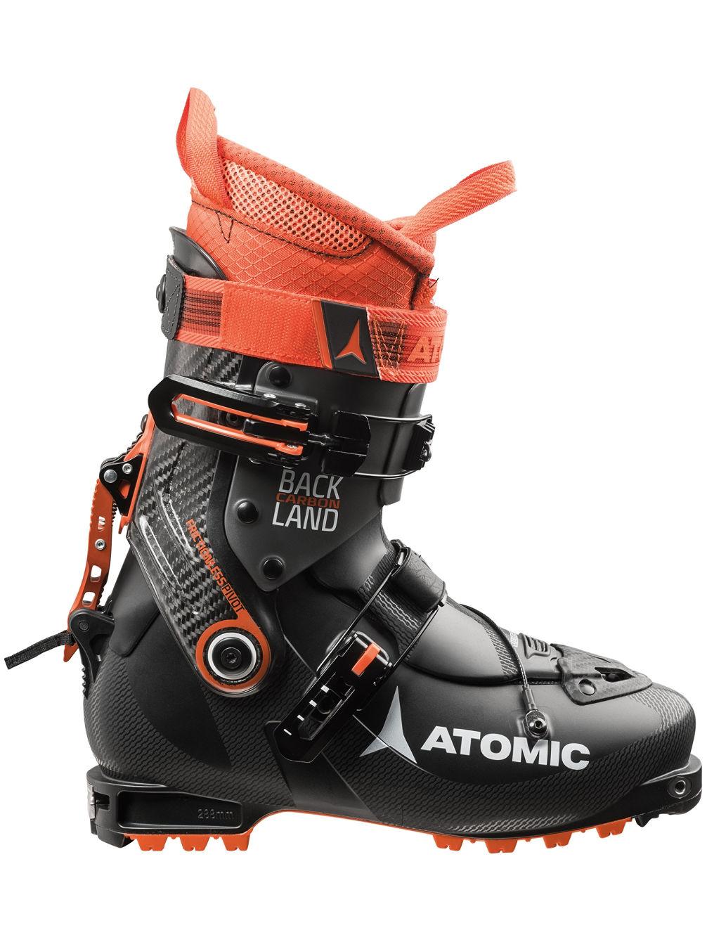 b712a81e71f Atomic Backland Carbon 2018 Skischoenen online kopen bij blue-tomato.com