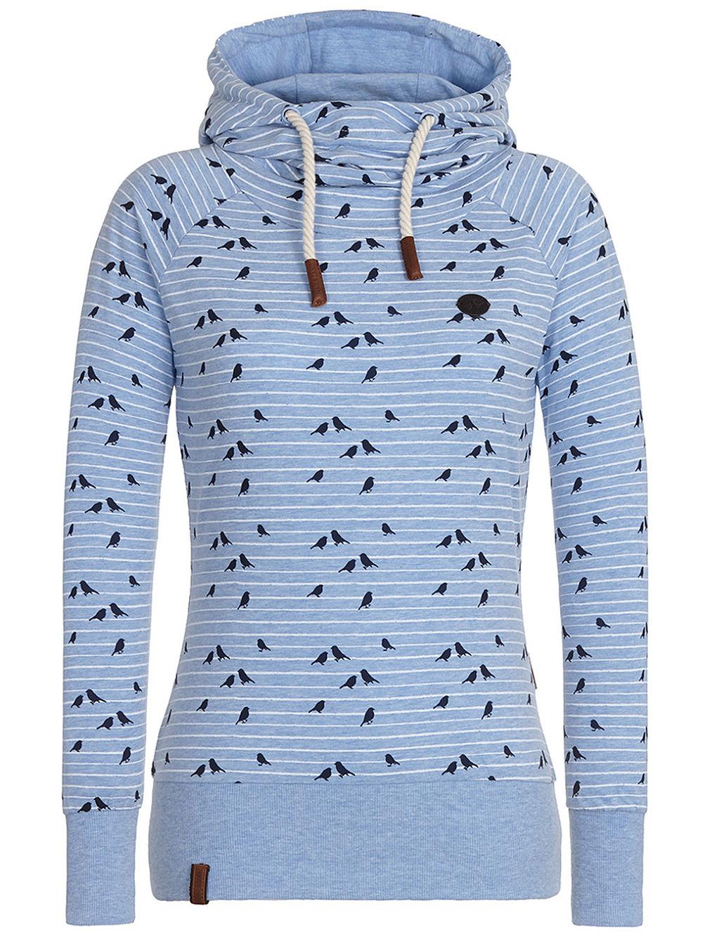 naketano mandy spatzl vii hoodie online kaufen bei blue. Black Bedroom Furniture Sets. Home Design Ideas
