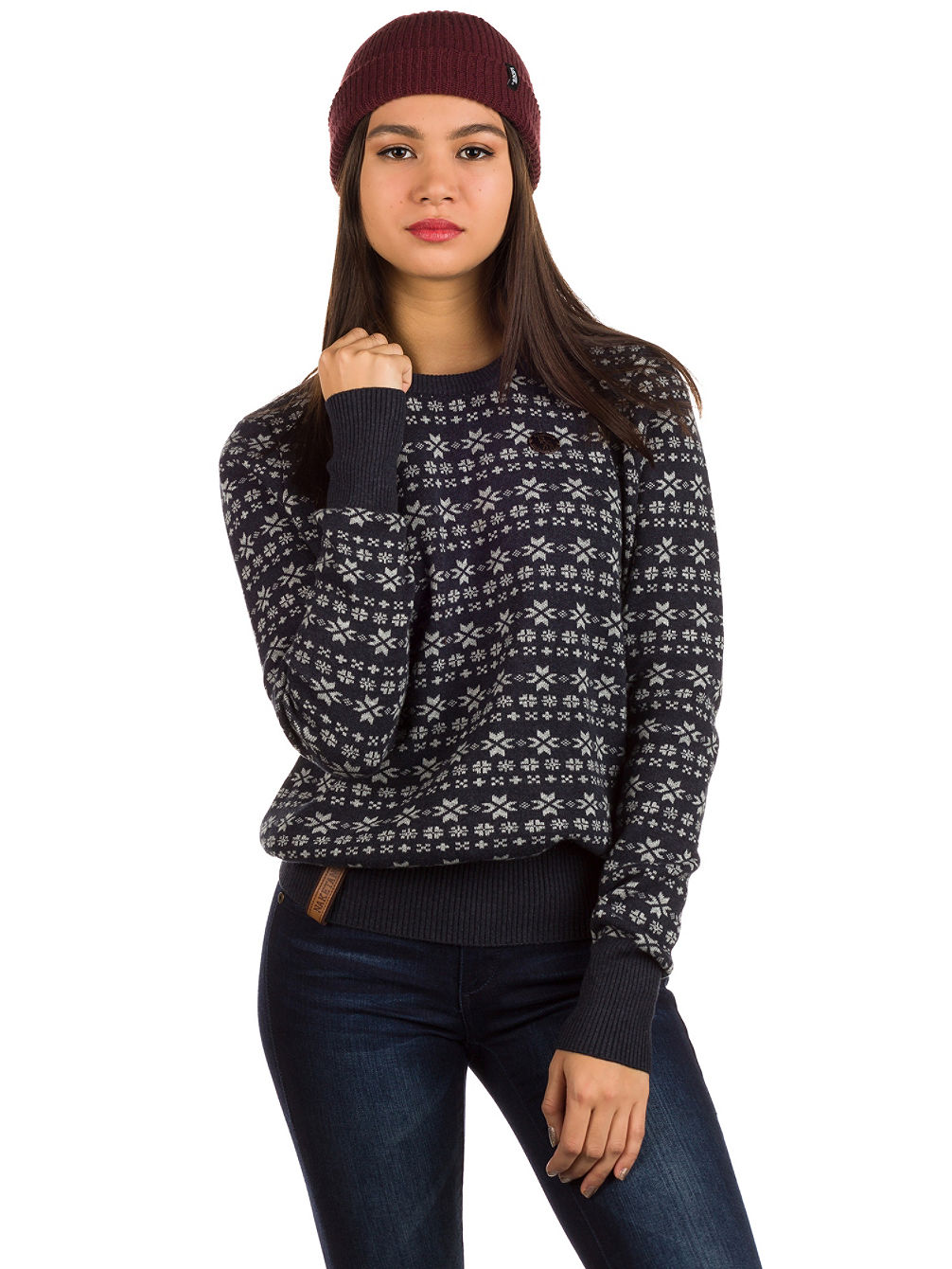 The Fire Rises II Pullover