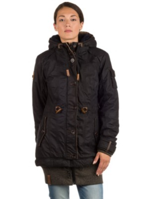 Naketano Langes Fädchen, Faules Mädchen IV Jacket black Gr. XS